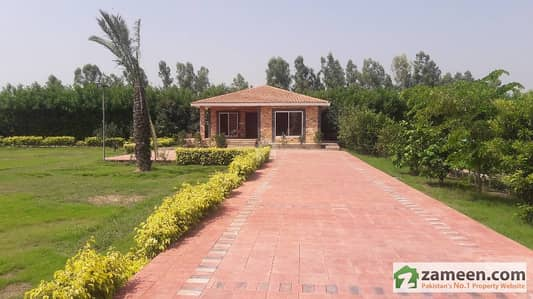 04 Kanal 08 Kanal 12 Kanal 16 Kanal Farm House For Sale In Main barki Road