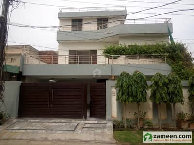 14 Marla House For Sale In Punjab Small Industries Employee Cooperative Housing Society