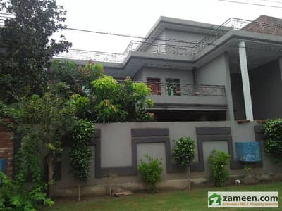 24 Marla House Facing Park Canal View Housing Society Lahore