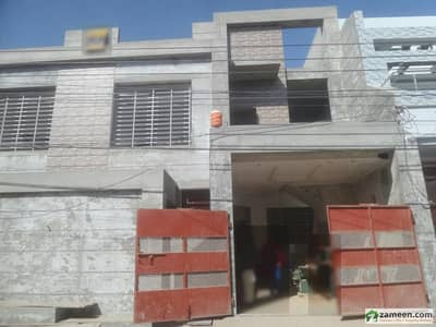 House Is Available For Sale - Officers Colony