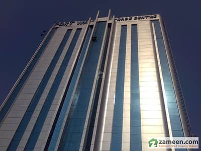 706 Square Feet Commercial Space For Sell On Main Shahrahefaisal