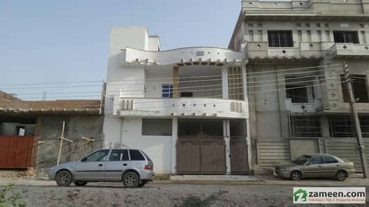 6 Marla Double Story House For Sale