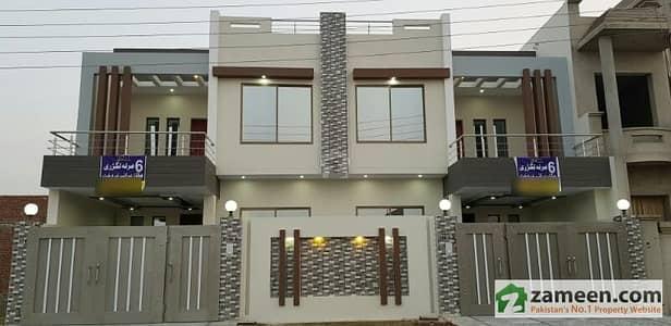 6 Marla Brand New 2 Houses