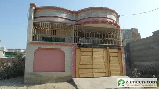 5 Marla Single Story House For Sale