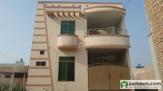 3. 5 Marla double story House For Sale