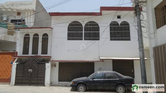 7 Marla Old Double Storey House Is Available For Sale