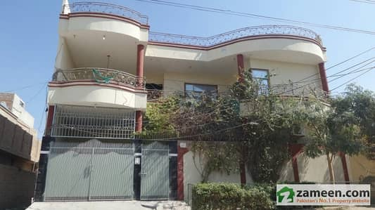 8 Marla Double Story House For Sale