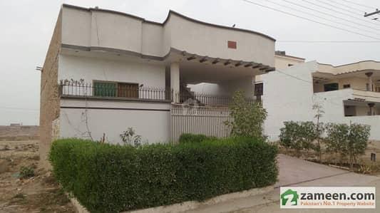 5 Marla Single Storey House