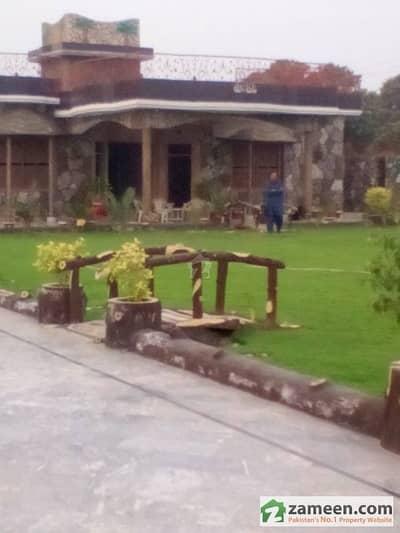 A Beautiful Farm House Is Available At Bosan Road Multan