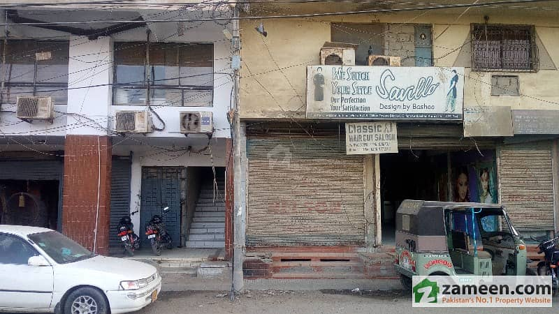 By Photo Congress    Shop For Sale In Karachi Defence