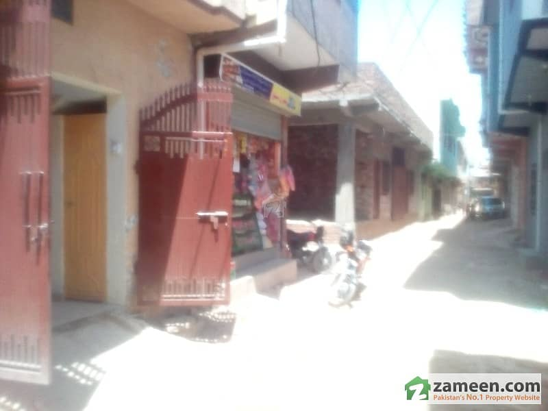 New Shakrial Rental Value 12 Thousand 2 Marla Single Storey House For Sale