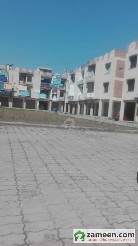 Commercial Apartment In Malik Saad Market Hayatabad Peshawar