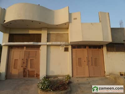 Bungalow For Sale In Khursheed Town Near Israh Village