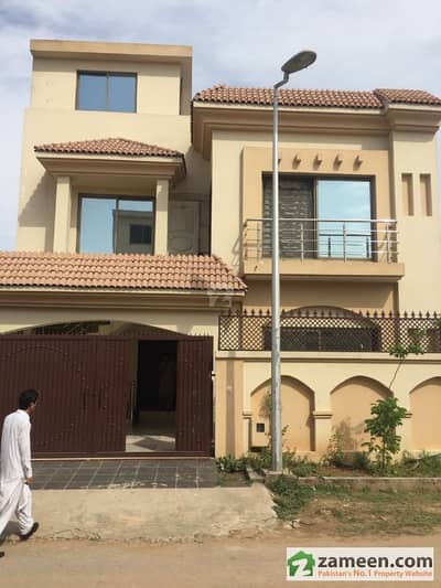 Bahria Town  Phase 8 Safari Valley  Usman Block 7 Marla House For Sale