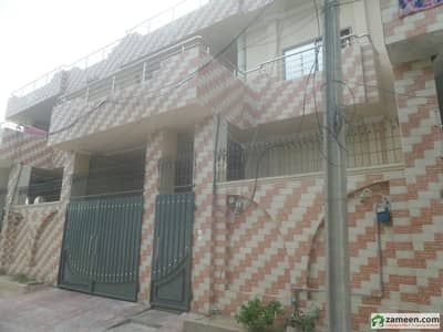4 Bedrooms 6. 75 Marla House For Sale