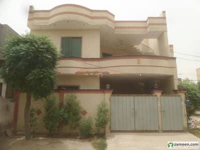 5. 75 Marla Double Storey  House For Sale
