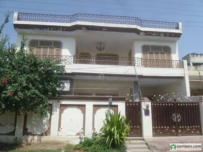 4 Bedrooms 10 Marla House For Sale