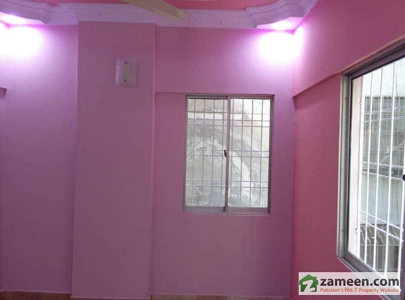 3rd Floor West Open Corner Flat For Sale In Jinnah View Apartment