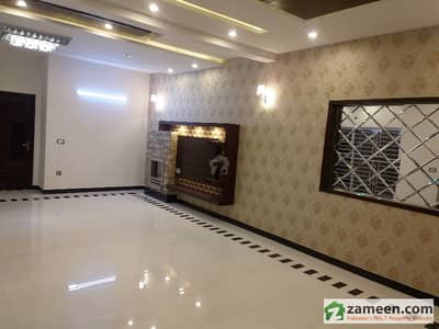 10 Marla Brand New Bungalow For Sale In Wapda Town