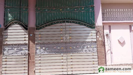 5 Marla Single Story House Green Town - Millat Road