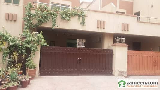 Good Deal 12 Marla House For Sale In Askari XI Lahore