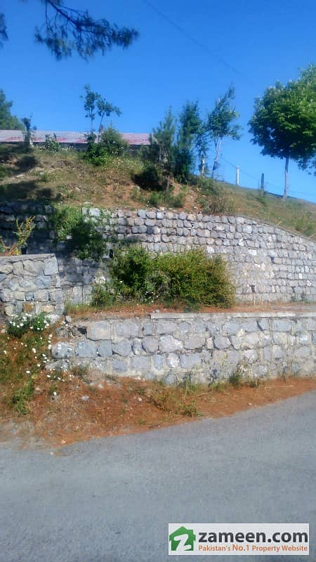 Plot For Sale In Kharia Gali Abbaottabad Road