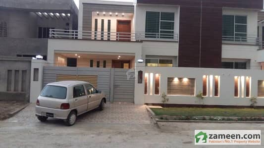 10 Marla Brand New Luxury House For Sale In Western Fort Colony Qasim Bela Multan Cantt