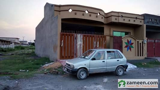 6 Marla Brand New Beautiful House For Sale In Marwa Town Islamabad