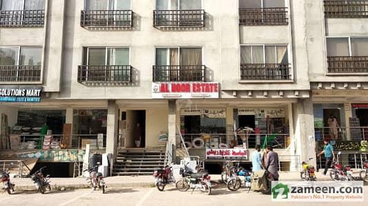 1st floor flat Opposite Roots School Bahria C Junction