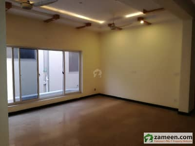 One Kanal House Upper Portion Available For Rent In Bahria Town Phase 4 Rawalpindi