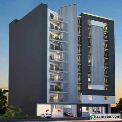 Flat Is In Fenarina Residences Islamabad For Sale