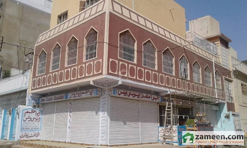 North Karachi Sector 5M Corner 120 Sq  Yard House For Sale North