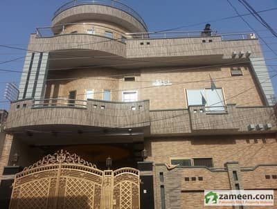 New Beauty Full Double Storey Iron House For Urgent Sale