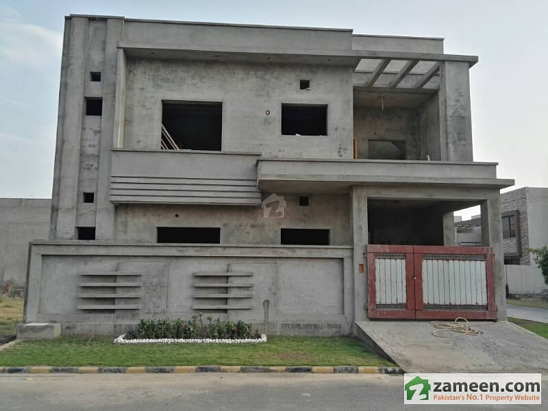 5. 5 Marla Coroner House For Sale Riaz Ul Jannah Colony Daewoo Road Near By Ismail Markaz.
