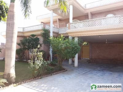 26 Marla House In Iqbal Town