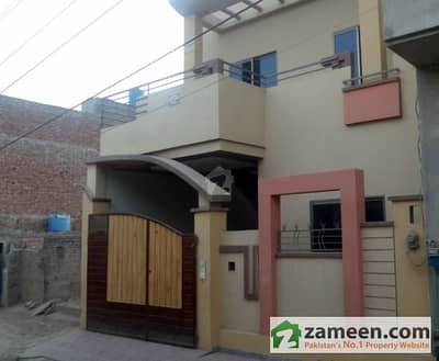 New Double Storey House Available For Sale