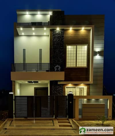 High Quality 5 Marla House For Sale