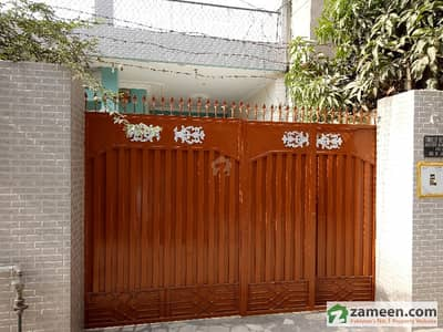 10 Marla House For Sale In Jalil Town Gujranwala