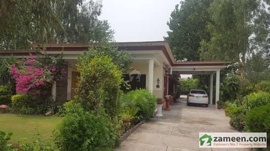 8 Kanal Farm House For Sale