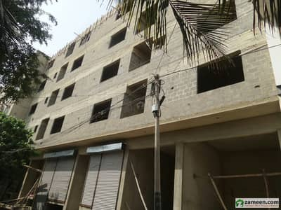 Flat For Sale Under Construction For Sale On Booking Available On Easy Installments
