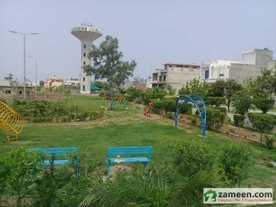 ایس اے گارڈنز جی ٹی روڈ لاہور میں 3 مرلہ رہائشی پلاٹ 6.9 لاکھ میں برائے فروخت۔