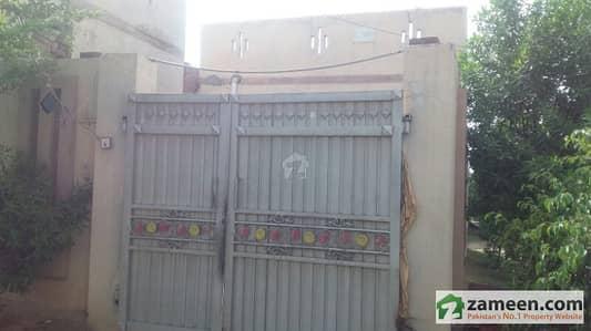 House In Sammanabad Setara Colony