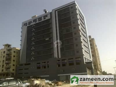 Semi Furnished Office In Clifton For Rent