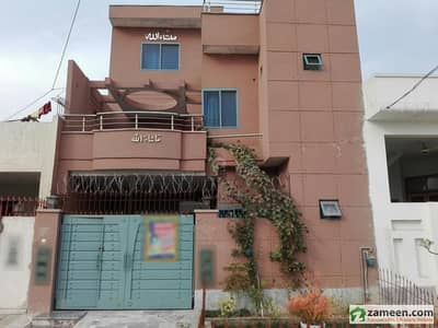 House Is Available For Sale In Formanites Housing Scheme