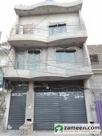 House For Sale On Jhang Road Shadab Colony