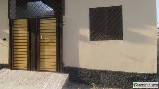 3. 5 Marla Single Storey Beautiful House For Sale