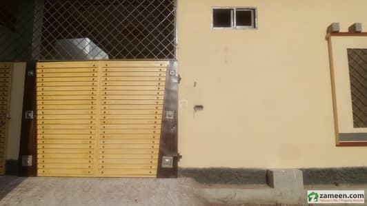 5. 5 Marla Single Storey Corner House For Sale
