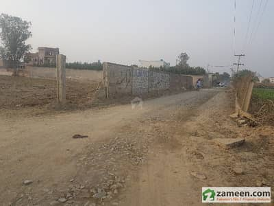 8 Kanal Land For Farmhouse At Bedian Road Lahore