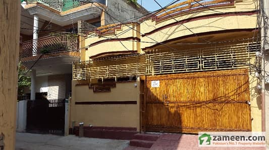 4 Marla Single Story House Available For Sale
