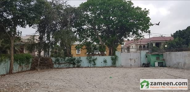 Residential Plot For Sale In Clifton - Block 5